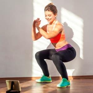 Лучшие упражнения для ног: программа тренировок