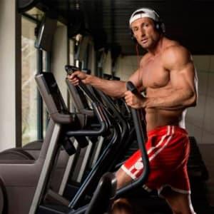 Разогрев мышц перед тренировкой