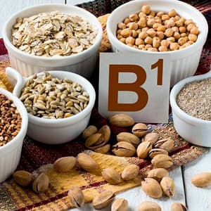 Витамин B1 - для чего он нужен организму