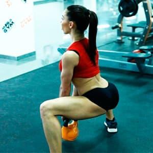 Лучшие упражнения для ног и ягодиц