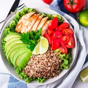 Что нужно есть, чтобы набрать мышечную массу