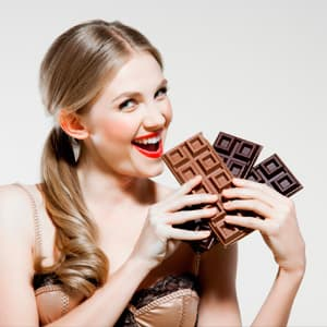 Как есть сладкое и не толстеть
