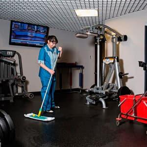 Как сделать уборку фитнес-клуба удобной и выгодной