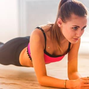 Упражнения на мышцы кора: план тренировок дома