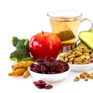 Продукты, содержащие витамин Е