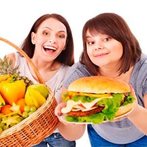 Как правильно питаться, чтобы набрать вес