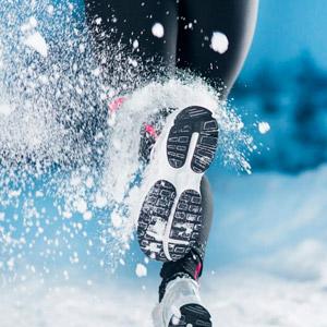 Бег зимой: как правильно дышать и не простудиться