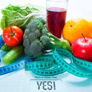Основы питания для похудения
