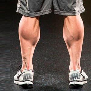 Как накачать икроножные мышцы