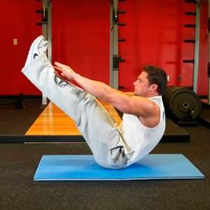 Упражнение книжка: техника выполнения и включение в тренировочный план