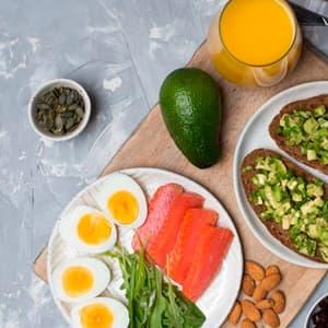 Варианты полезных завтраков на каждый день