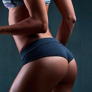 Упражнения для ягодиц девушкам