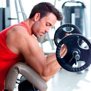 Упражнения на бицепс и эффективная программа тренировок