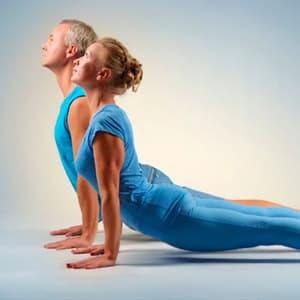 Преимущества домашней йоги