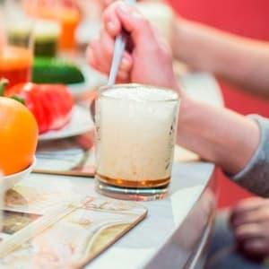 Польза и вред кислородного коктейля