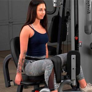 Сведение ног в тренажере: техника выполнения и включение в тренировочный план