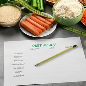 Главные правила диеты