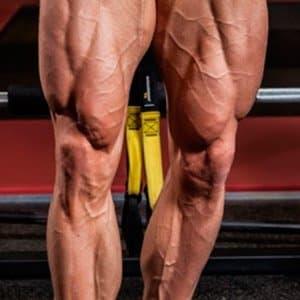 Как накачать ноги