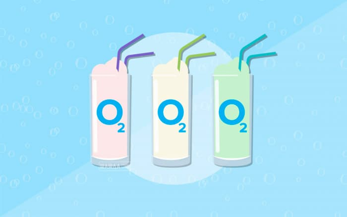 Что входит в состав кислородного напитка