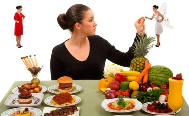 Питание для избавления от лишнего жира на ляшках