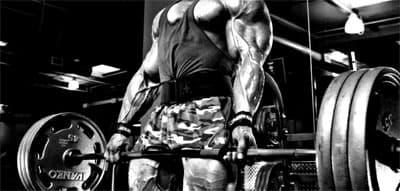 Становая тяга (Базовое упражнение)