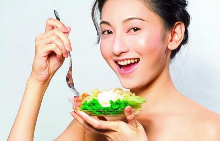 Принципы японской диеты